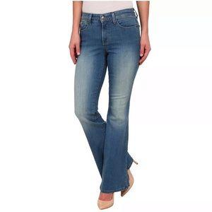 NWT NYDJ Farrah Flare Leg Jeans